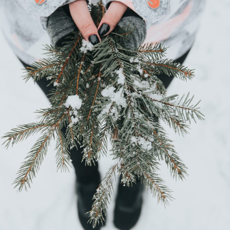 3 steps to LESS holiday stress and MORE holiday peace + joy